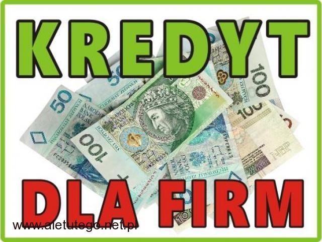 Finansowanie dla FIRM nawet do 200.000 zł zła historia kredytowa